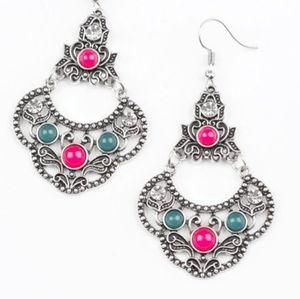 Multi earrings paparazzi